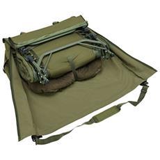 Nxg Roll-up Bed Bag Verde Unica