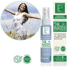 Bio Spray Respiratorio Ai 28 Oli Essenziali 100 Ml E2 Essential Elements