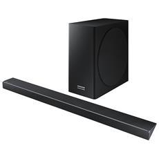 SAMSUNG - Soundbar HW-Q70R / ZF Harman / Kardon 3.2.1Ch - Nero