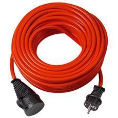 10m AT-N07V3V3-F 3G2,5, Maschio / femmina, 10m, Arancione