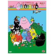 Barbapapa' Box #01 (3 Dvd)