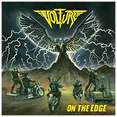 Volture - On The Edge (yellow Vinyl)