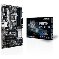 Scheda Madre Prime H270-PLUS Socket LGA 1151 Chipset H270 ATX