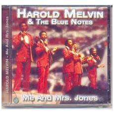 Melvin Harold - Blue Notes - Me & Mrs Jones