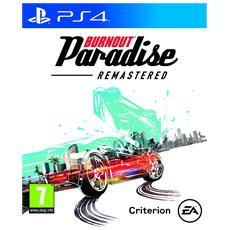 ELECTRONIC ARTS - PS4 - Burnout Paradise Remastered