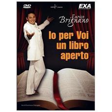Enrico Brignano - Io Per Voi Un Libro Aperto Dvd