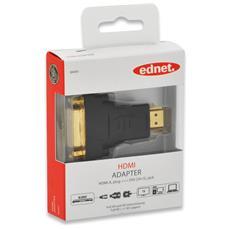 84491 HDMI DVI Nero cavo di interfaccia e adattatore