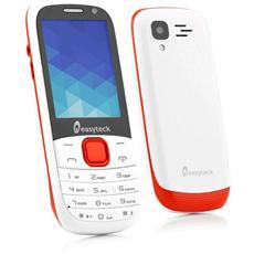 "M300 Bianco / Rosso Dual Sim Display 2.4"" connessione 3G Bluetooth + Fotocamera - Italia"