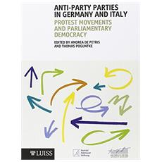 Anti-party parties in Germany and Italy. Protest movement