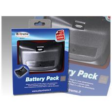 Battery Pack+Power Cable Pad PS4