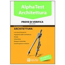 Architettura. Prove di verifica