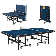 Tavolo Ping Pong Da Interno C-7190-00 Expert Roller Css Omologato Ittf E Fitet