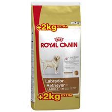 Crocchette Per Cani Labrador Retriever Adult 12 Kg + 2 Kg Omaggio Gratis