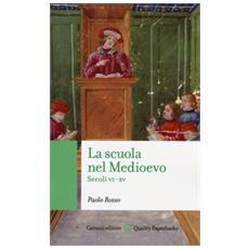 La scuola nel medioevo. secoli vi-xv