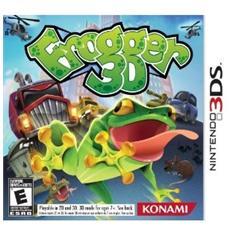 N3DS - Frogger 3D