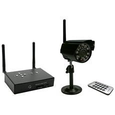 Kit Videosorveglianza Wireless 2.4 Ghz