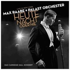 Max Raabe & Palast Orchester - Heute Nacht Oder Nie (2 Cd)