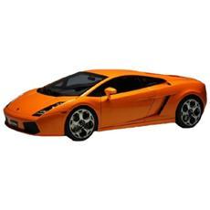 Aa12092 Lamborghini Gallardo 2003 Orange 1:12 Modellino