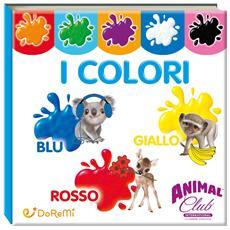 Animal Club International - I Colori - Quadrottino