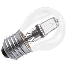 Lampada Sfera Alogena 18w E27