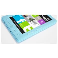 E2TLB, Blu, USB 2.0, Mini-USB, 3,5 mm, Ioni di Litio, Windows 7 Enterprise, Windows 7 Enterprise x64, Windows 7 Home Basic, Windows 7 Home Basic x64, Wind