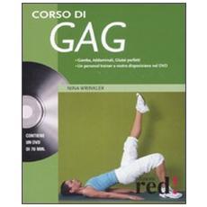 Corso di Gag. Con DVD