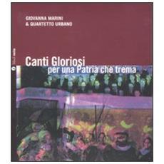 Giovanna Marini - Canti Gloriosi per una Patria Che Trema (Libro+Cd)