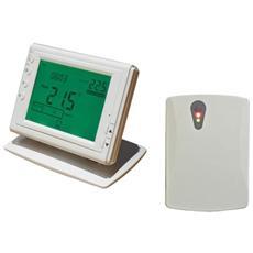 Cronotermostato Digitale Da Parete Wireless - 93003101