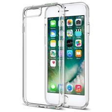 Custodia Posteriore Slim-ip7 Tr Custodia Silicone Iphone 7 Trasparente