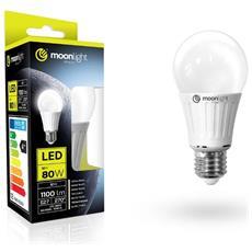 Lampadine Led Kit 6 Pezzi Moonlight E27, 220-240V, 10W, 850lm, 3000k, calda, 2835, 60mm / 120mm
