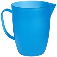 Caraffa per bevande in plastica cm D 12xH 15 capacita' lt 1