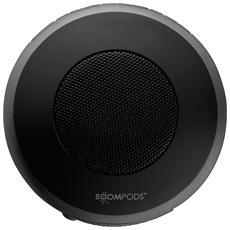 Speaker Audio Portatile Aquapod Bluetooth Potenza 3W Grigio