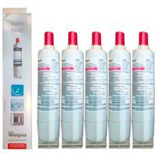 5 Filtri Acqua Per Frigoriferi Americani Side By Side Sbs200 Ex Sbs001 484000008726