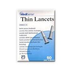 Medisense Thin 50 Lancette