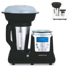 Thermo Cooker 1,7l Robot Da Cucina Herenthal Multifunzione 1350w Ht-tc1350