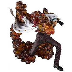 Figurine One Piece - Sakazuki Akainu The Three Admirals Figuarts Zero 18cm - 4573102581464