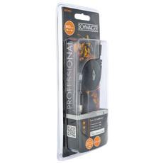 LKR090L533, USB A, Lightning, Maschio / maschio, Dritto, Dritto, Nero