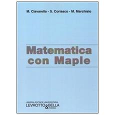 Matematica con Maple