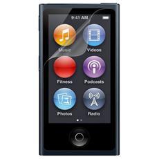 Pellicola Protettiva 3-pack Trasparente Per Ipod Nano 7g Gr