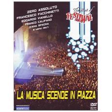 Dvd Festiwal Show - La Musica Scende In