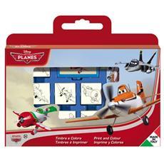 Valigetta 7 Timbri Disney Planes