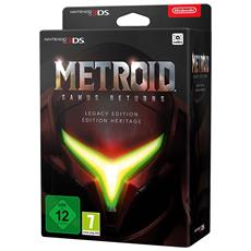 N3DS - Metroid: Samus Returns - Legacy Collector's Edition
