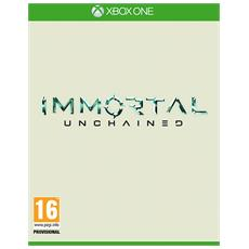 SOLD OUT PUBLISHING - XONE - Immortal: Unchained - Day one: GIU 18