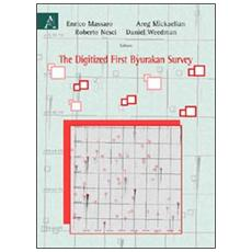 The digitized first byurakan survey