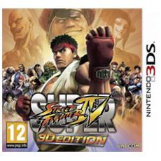 N3DS - Super Street Fighter IV 3D Edition