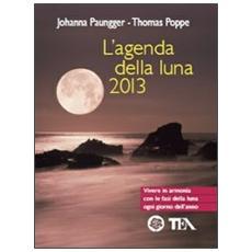 L'agenda della luna 2013