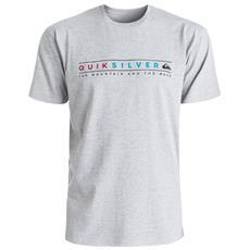 T-shirt Classic Always Clean Grigio L