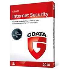 Internet Security 2018 - 3 Dispositivi Per 1 Anno - Licenza Esd