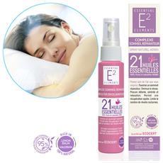 Bio Spray Sonno Riparatore Ai 21 Oli Essenziali 100 Ml E2 Essential Elements