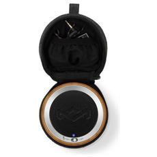 Audio Speaker Portatile CHANT Bluetooth USB - Marrone